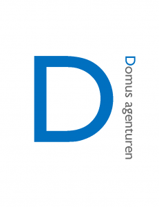 Domus agenturen logo